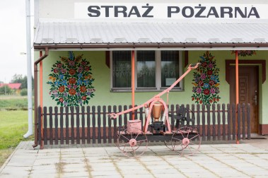 Zalipie-the most colourful village in Poland -8