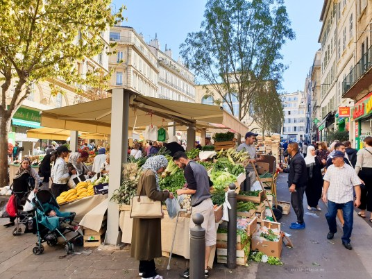 life in Marseille how much does it cost market
