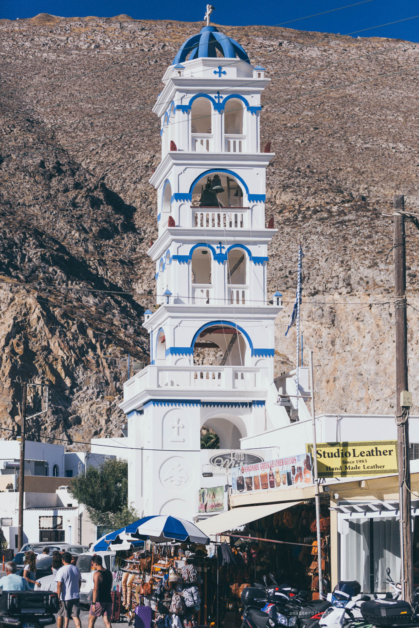 perissa-santorini-tower