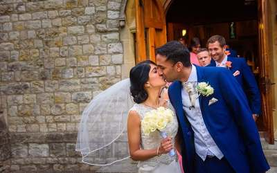 Savill Court Wedding Photography, Windsor  | Sonia & Rony