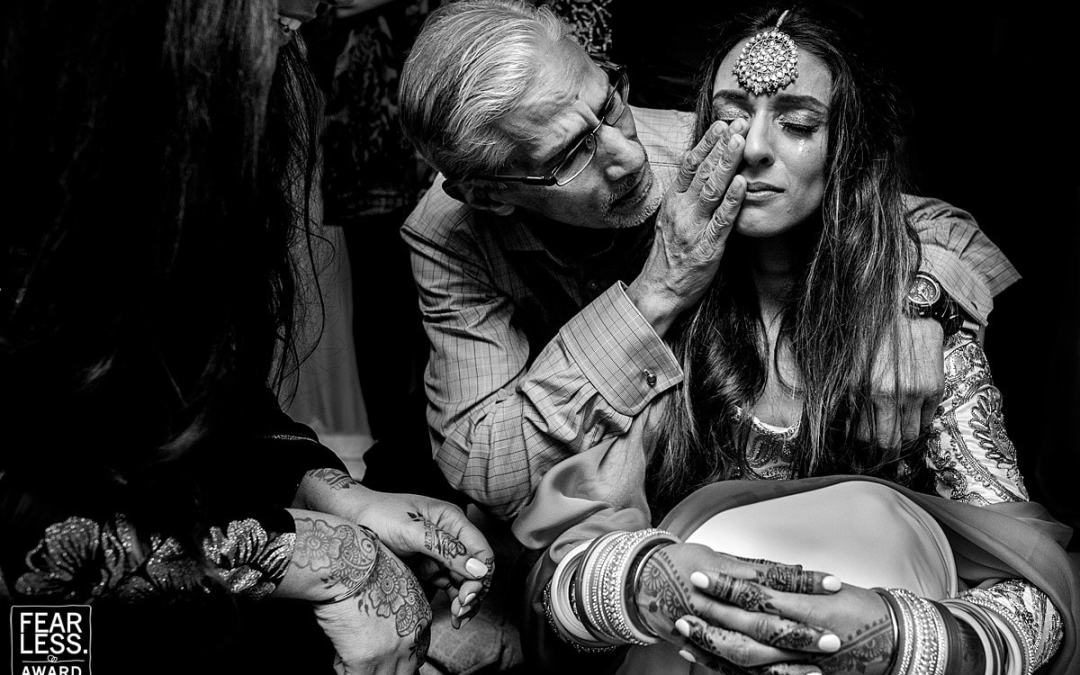 Indian Wedding Photographer Fearless Award