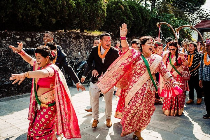 Marriage sanskar bar Yatra