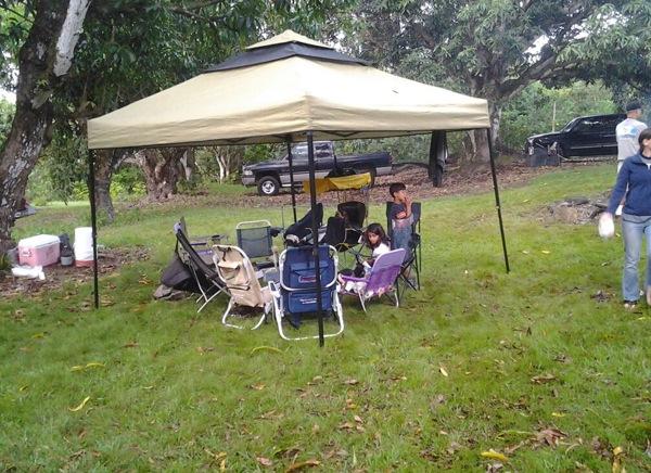 Maui Camping