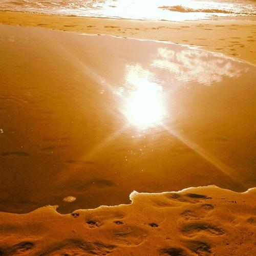 Maui Beach reflections