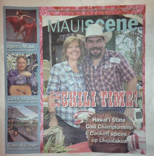 Maui News Maui Scene Pic