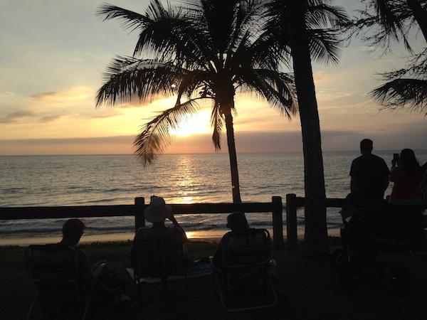 Maui Sunset Kihei   3