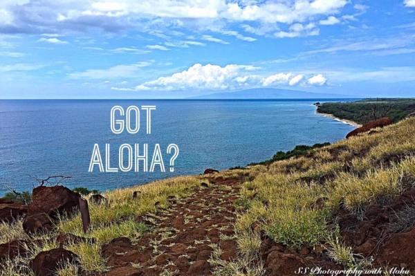 Got ALoha?