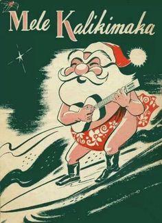 """""""Wuz Da Kine Night Befoa Da Time Christmas Wen Come"""" – """"Twas The Night Before Christmas"""" in Hawaiian Pidgin"""