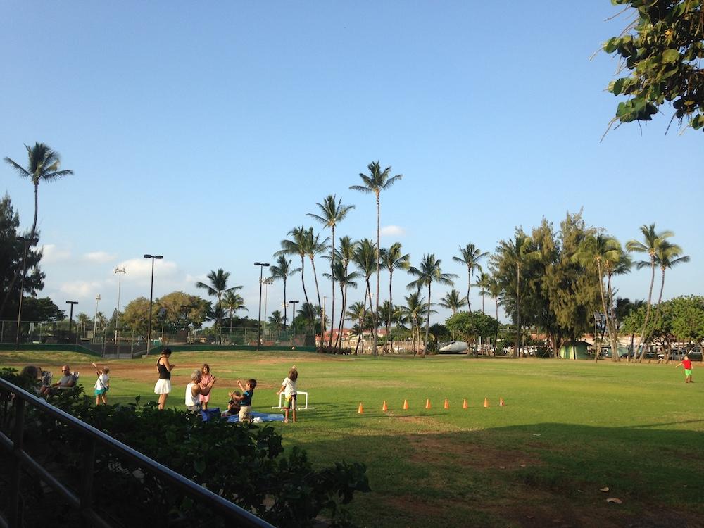 Kalama Beach Park Maui 6