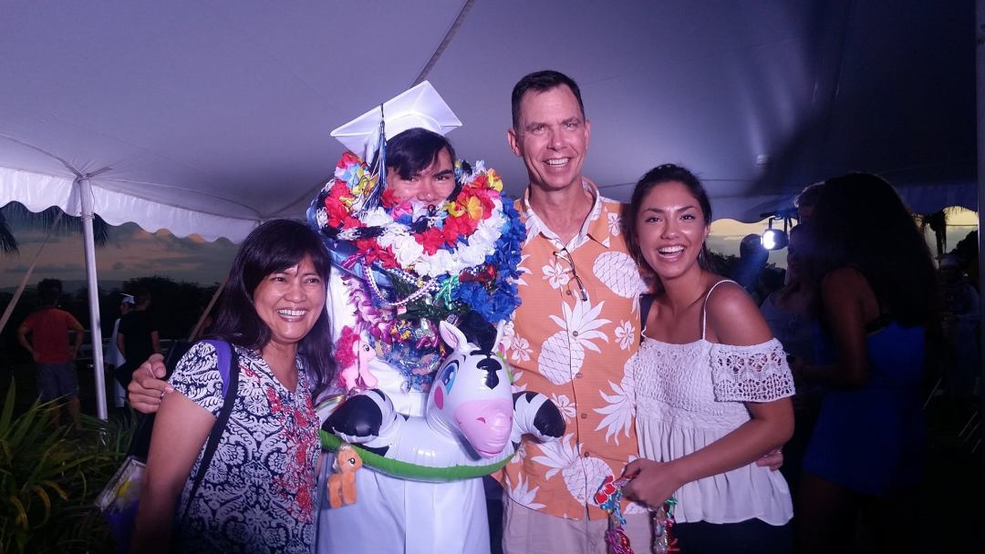 Hawaii Graduation