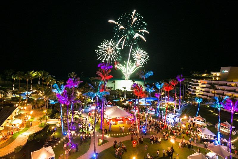 Hawaii Food and Wine Festival  Maui Events #HFWF19