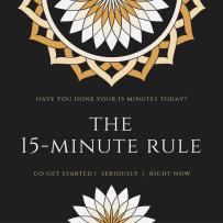 15-minute rule