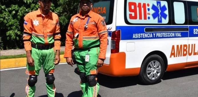 Sistema 911: La pata de la mesa que faltaba en María Trinidad Sánchez