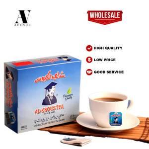 al-kbous tea TEA 100 ENVELOPED