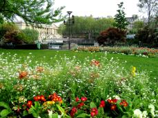 Now a charming garden, the Square du Vert-Galant has had a gruesome history.