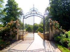 I took this photo at Magdalen College, Oxford one glorious summer. The gate promises wonderful adventures beyond.
