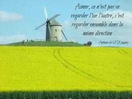 windmill in britanny quote