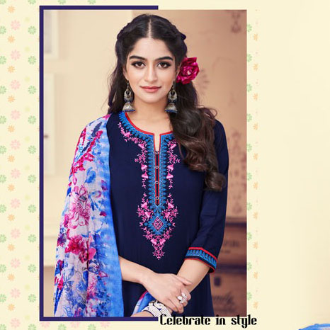 Kajree Catalog PATIALA EXPRESS VOL 4