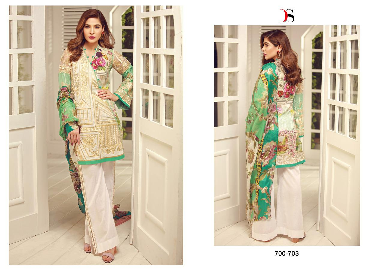 b5a2b8ad13 DEEPSY SUITS PRESENTS CARNATION VOL 5 PURE COTTON SUMMER WEAR PAKISTANI  SALWAR SUIT. DOWNLOAD ZIP