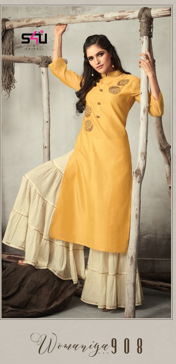 d2c5b78c87 WOMANIYA VOL 9 BY S4U TOP WITH PALAZZO COLLECTION WHOLESALE. DOWNLOAD ZIP