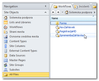 SharePoint Workflow, Failed to start (2/5)