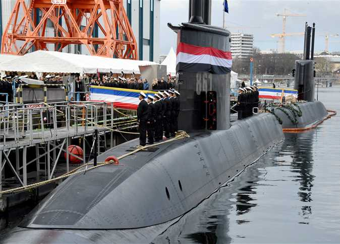 Egypt receives second submarine from Germany - Egypt Independent