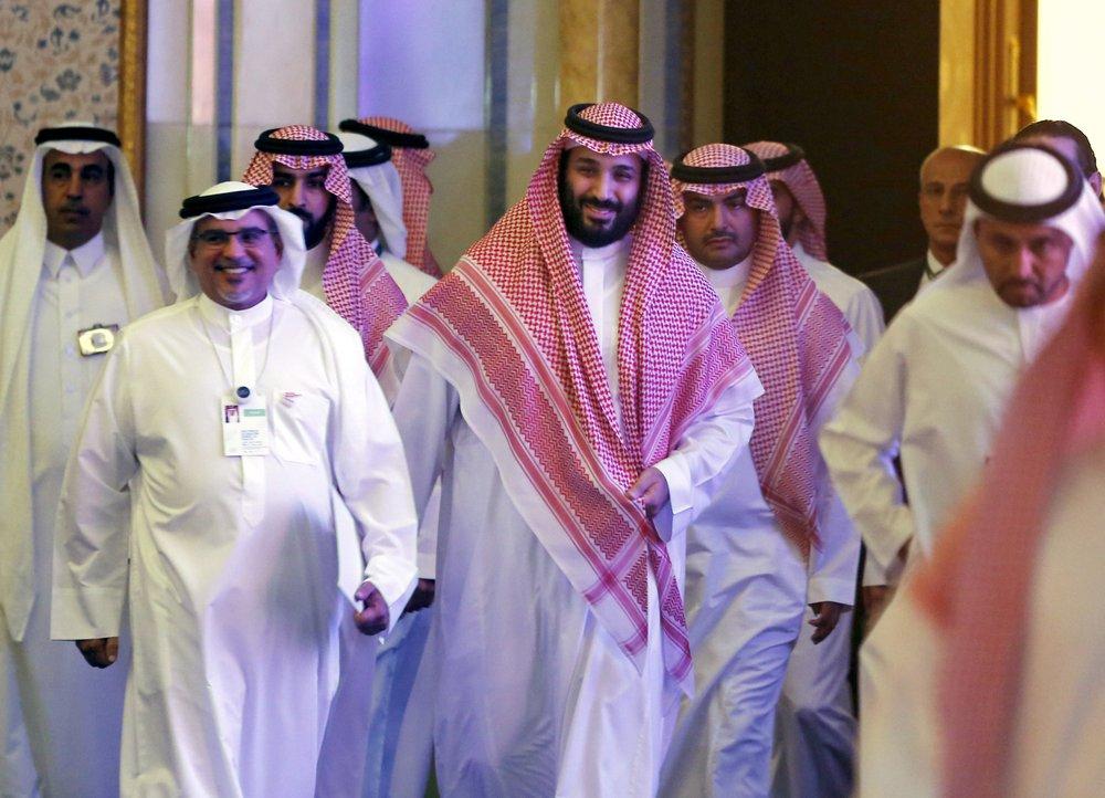 Look Saudi People Arabian