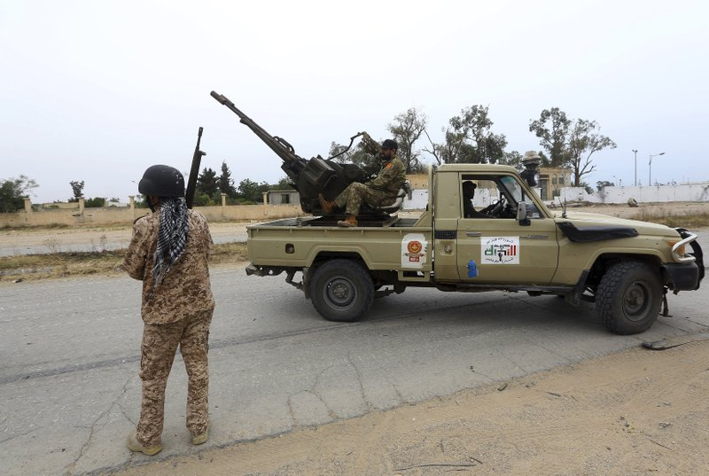 US considers sending 'training' unit to Tunisia amid North Africa ...