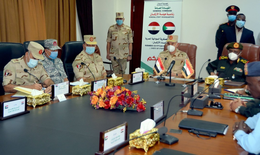 Egypt, Sudan agree to enhance military cooperation - Egypt Independent