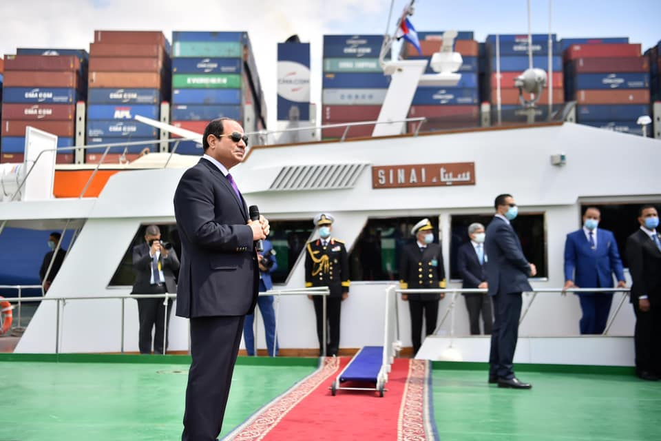 US. Saudi Arabia. and more countries support Sisi's remarks on the GERD - Egypt Independent