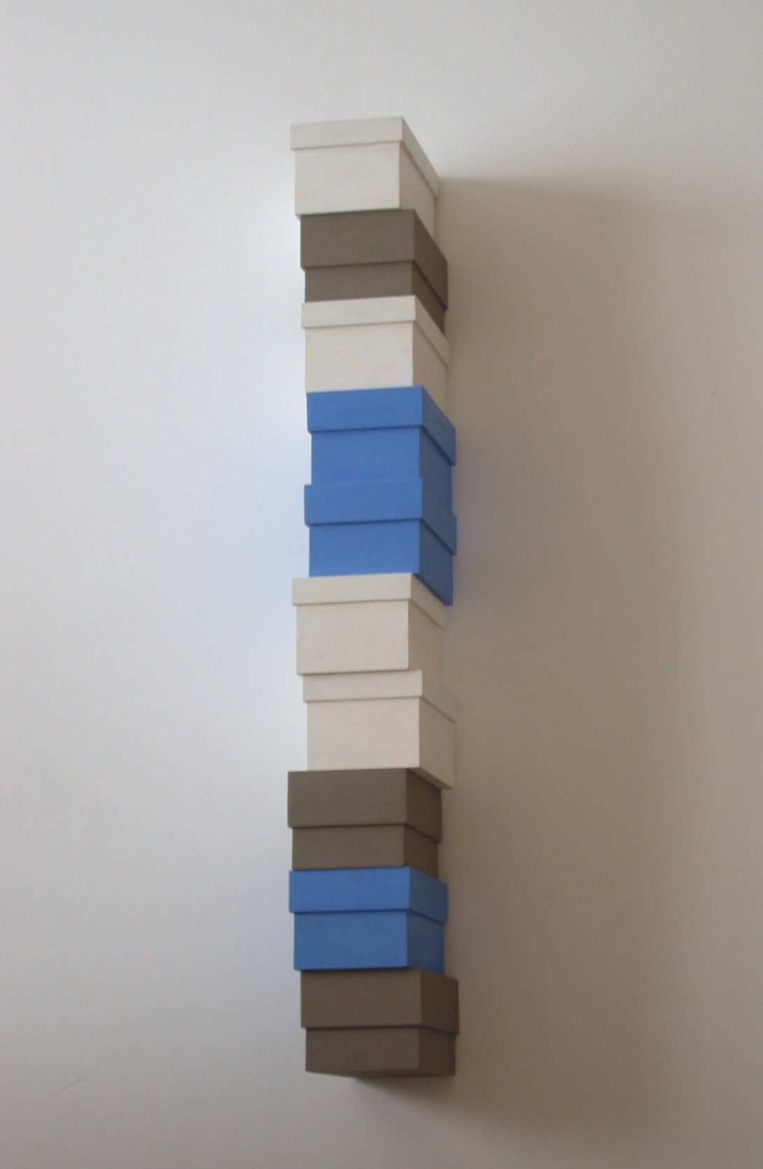Sculpture 6, Untitled stack
