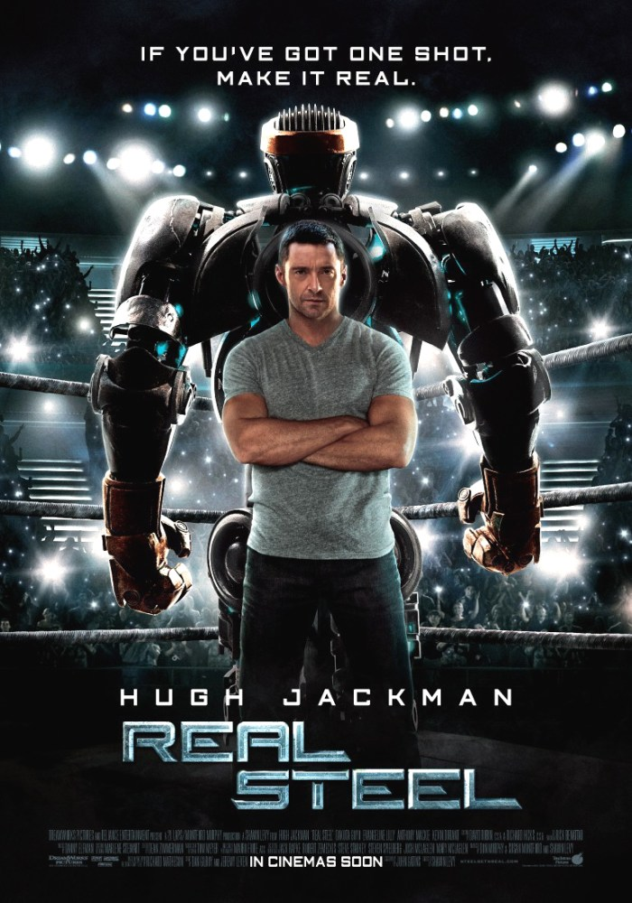 Real Steel, a REAL Boxing Robot Movie! (1/6)