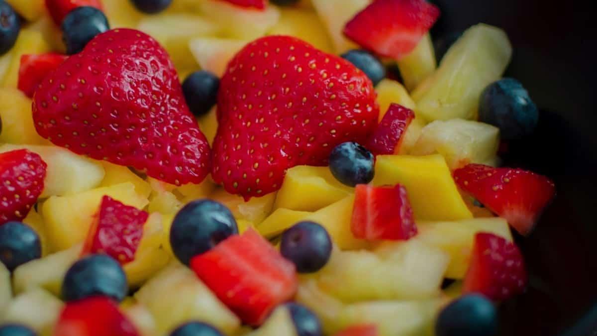 Superfruit Salad by Julie Morris