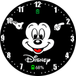 Disney Mickey Watchfaces