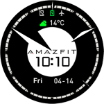 Amazfit Logos Watch Face