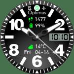 Optimus Plus 3 Watchface
