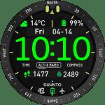 Squamby Watchface