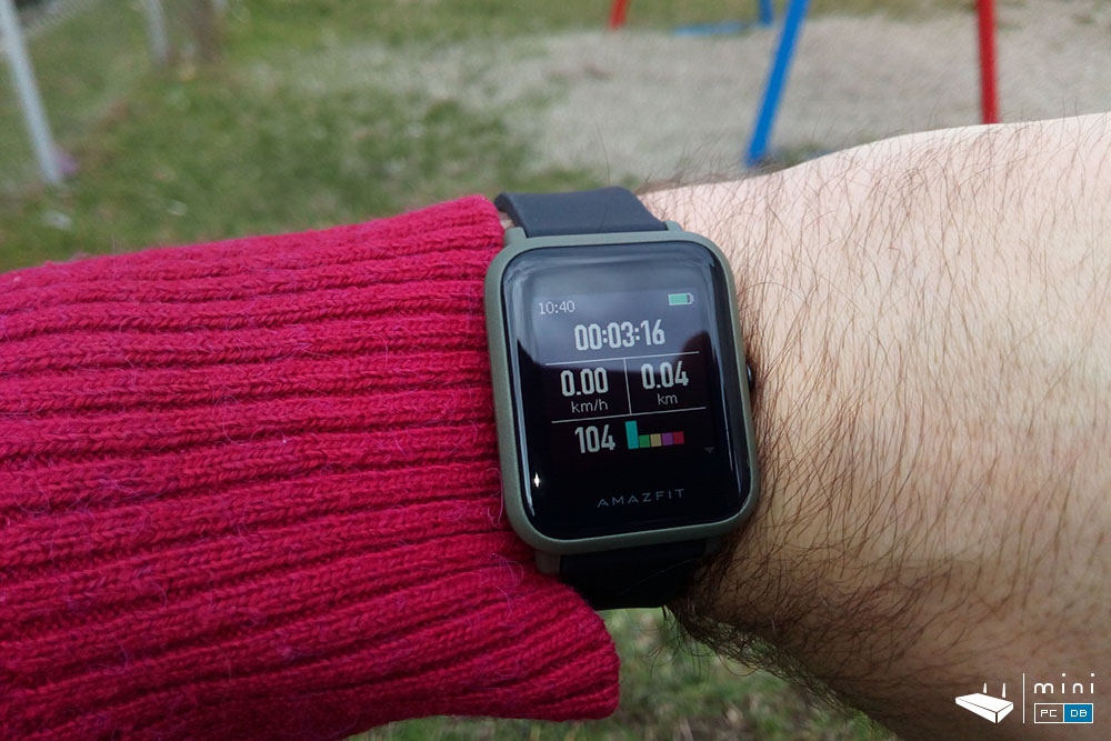 Amazfit Bip Review What Can This 70 Device Can Bring