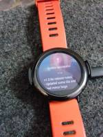 Amazfit Pace 1.3.8a Released with UI Update and Minor Bug fixes