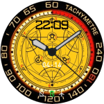 Citizen Ing Watch Face