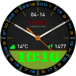 Ayres AD Amazfit Pace Watchface