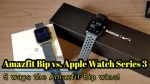 Amazfit Bip vs. Apple Watch Series 3 – 5 ways the Amazfit Bip wins!