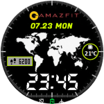 AmazfitDig23GC – Amazfit Stratos (Pace) Watch faces