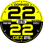 «Dual Black_Yellow» by Danubio