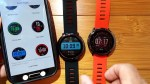 AMAZFIT PACE zmiana tarcz zegara (napisy PL)