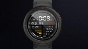 Amazfit Verge smartwatch brings big specs for just $116