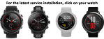 AmazMod – The missing link for your Amazfit smartwatches