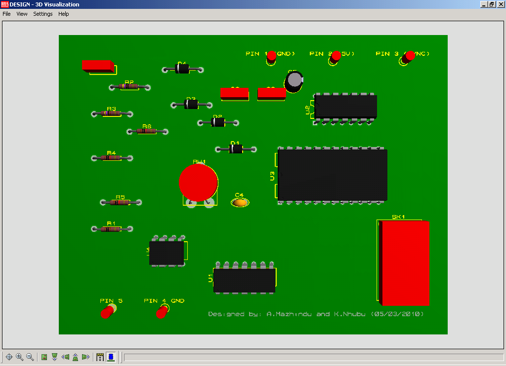 Am Circuit Design Using Proteus Applied Electronics Engineering