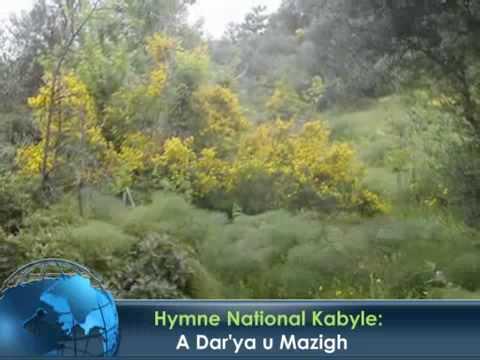 136 Hymne National Kabyle traduit en français