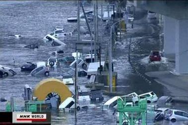 tsunami japon 2011 Japon :  tsunami et le danger nucléaire